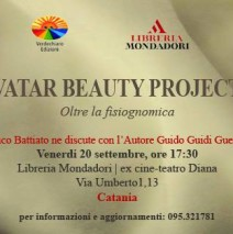 Presentazione Avatar Beauty Project