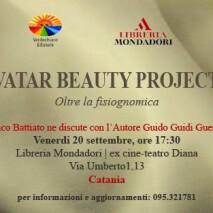 Presentazione Avatar Beauty Project